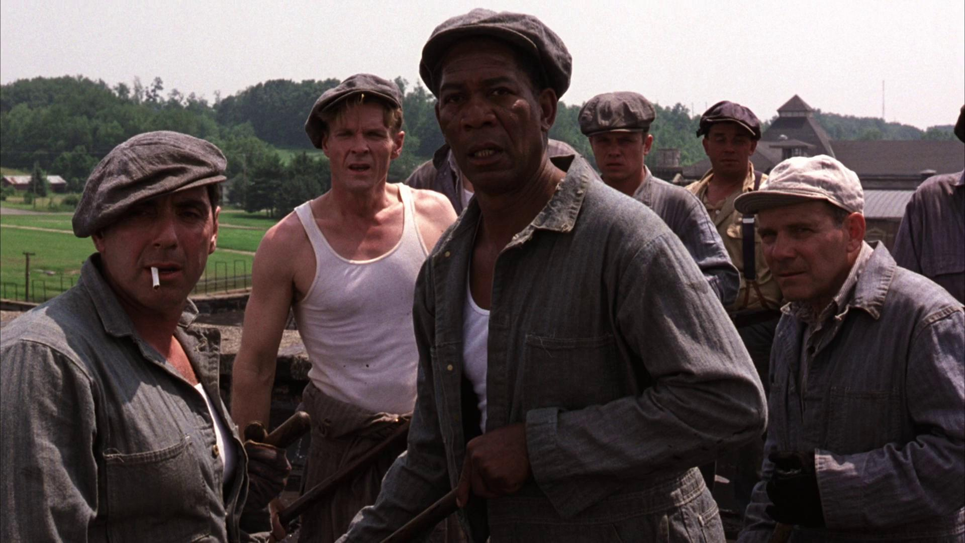 sociological concepts in shawshank redemption Shawshank redemption is more than a film about prison, it is a film about hope, friendship and inhumanity and among other aspects of society  the main character of the film andy is being accused, tried and convicted wrongly of a double murder that he always confessed his innocent and never lost the hope of that one day his innocent will be proven and he would get his freedom back and he also.