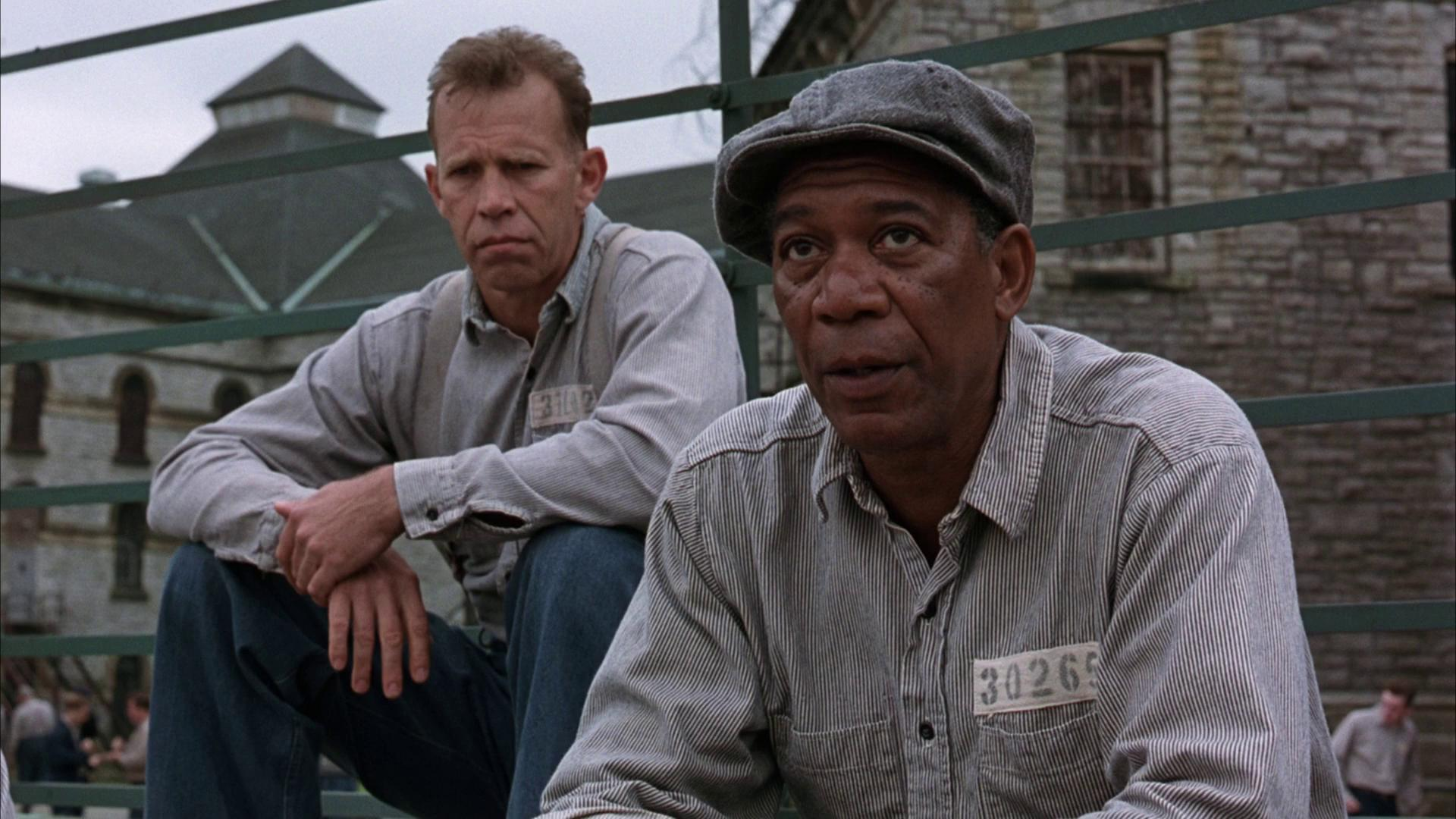 a comparison of two films the shawshank redemption by stephen king and murder in the first by dan go There are stephen king adaptations, and stephen king movies believe it or not, but there is a difference the first is full of films, both great and not so great - movies like the shining, an.