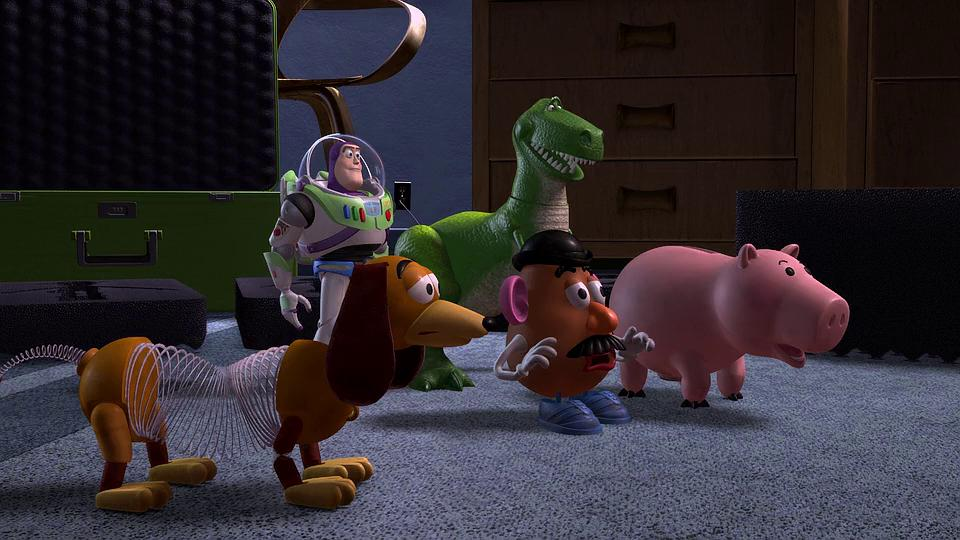 an examination of the film toy story Director: john lasseter starring: tom hanks, tim allen, don rickles and others.