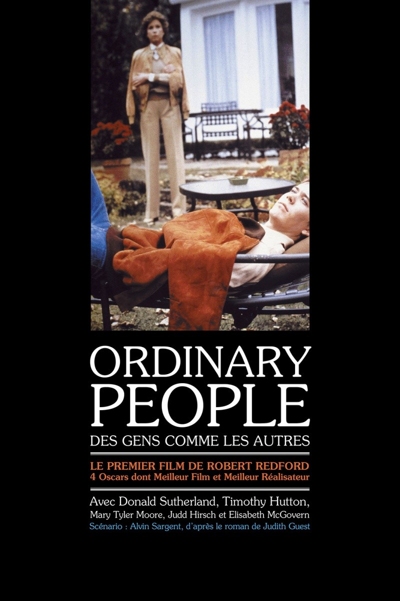 Notes on movie ordinary people