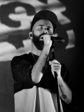 Woodkid and the Lyon National Orchestra